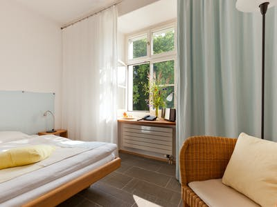Einzelzimmer Schlosspark