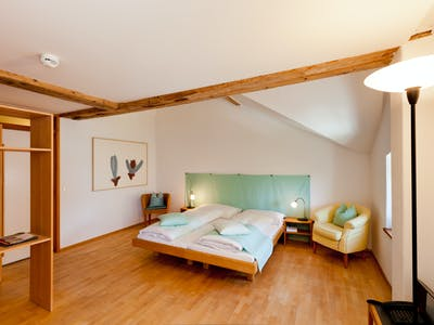 Doppelzimmer Schlosspark