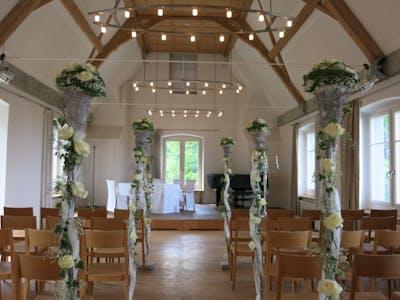 Hochzeit Konzertsaal