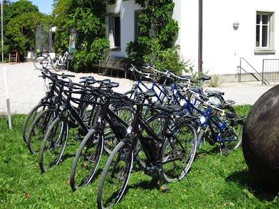 Hotelvelos- und E-Bikes