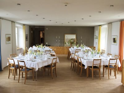 banquet room (©Lightplay Fotografie)